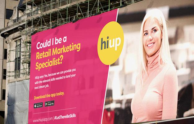 HiUp Newcastle Campaign